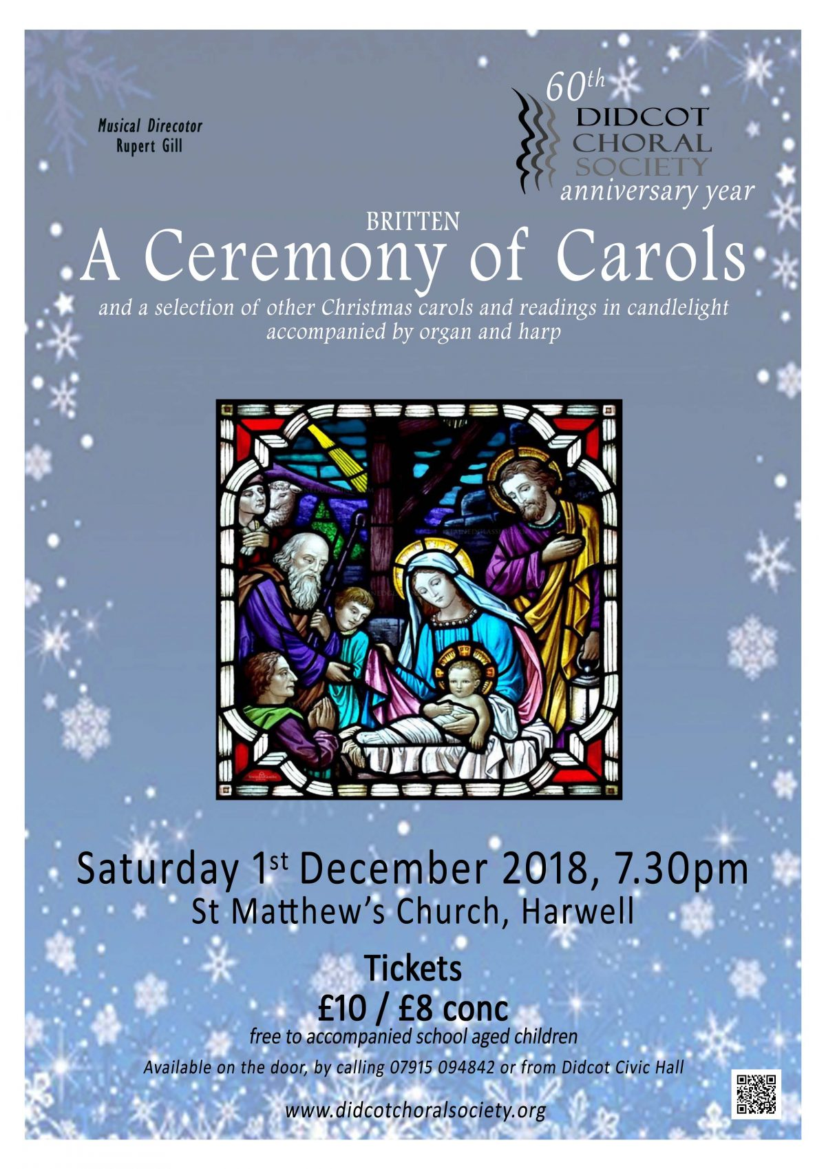 A Ceremony of Carols December 2018