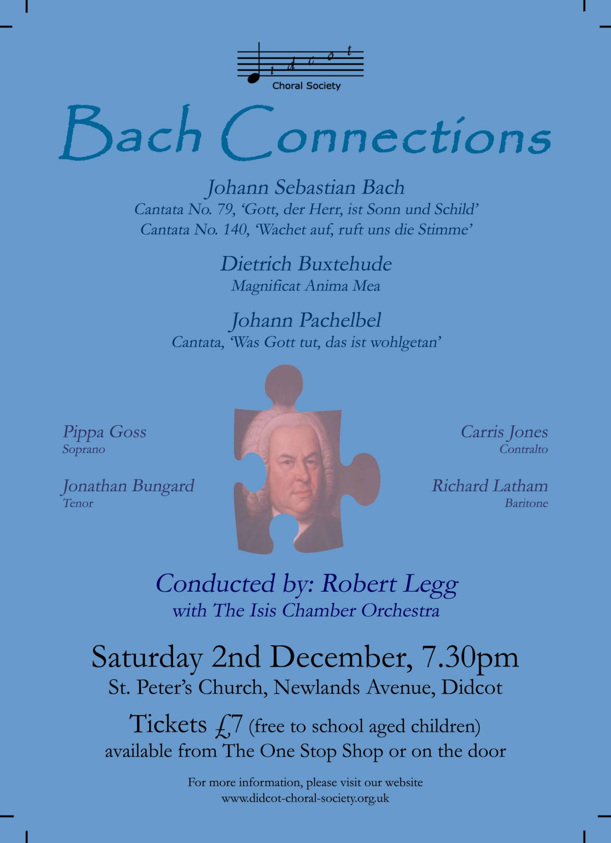 Bach Connections December 2006