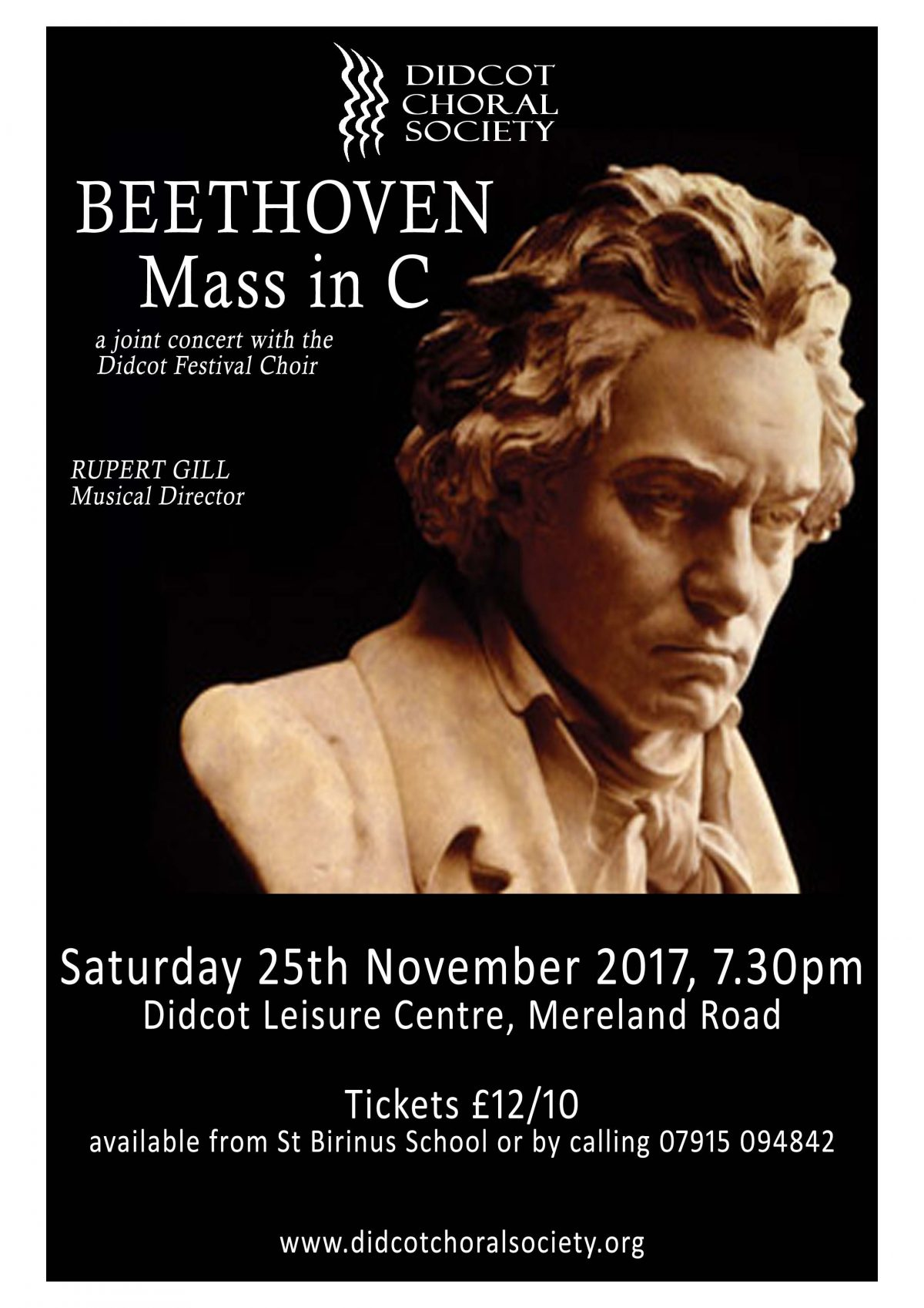 Beethoven Mass in C November 2017