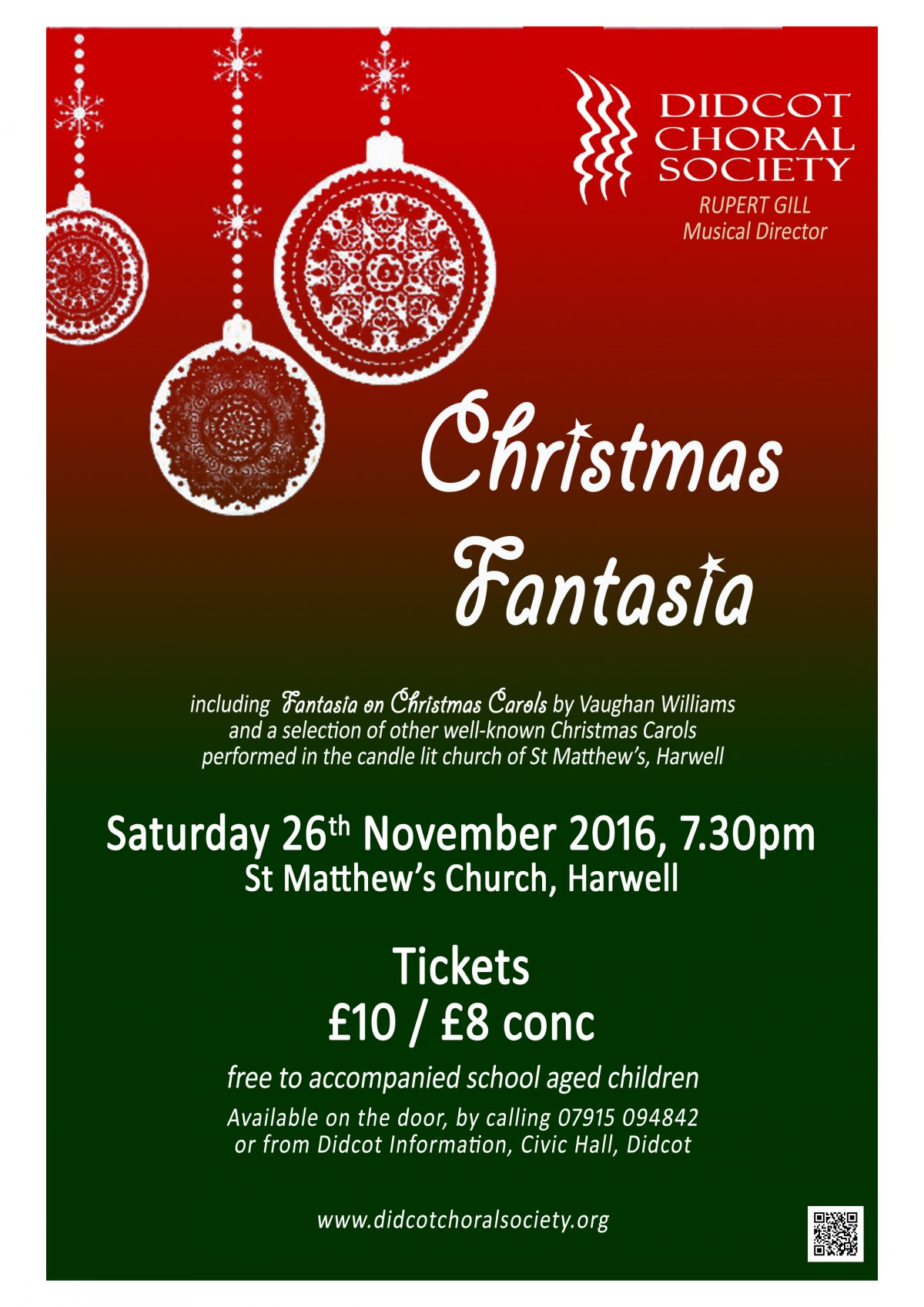 Christmas Fantasia November 2016
