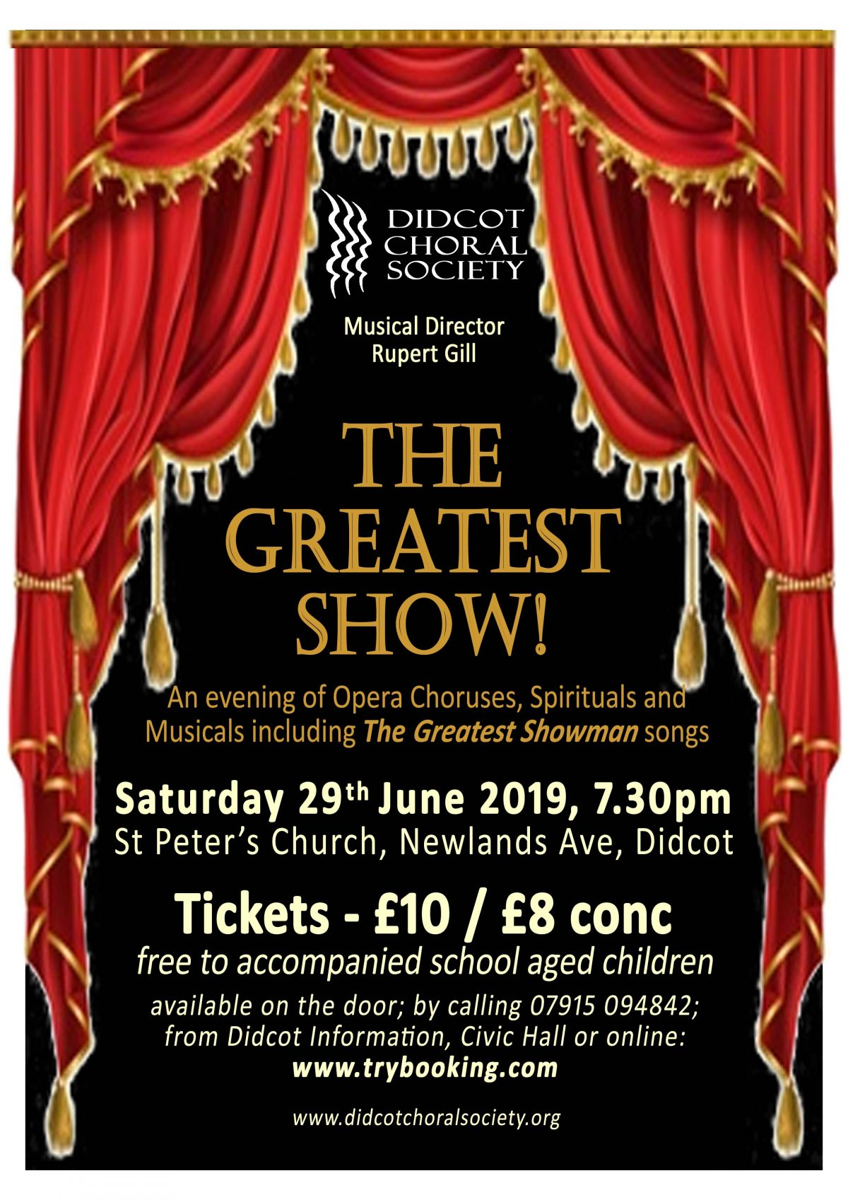 The Greatest Show June 2019