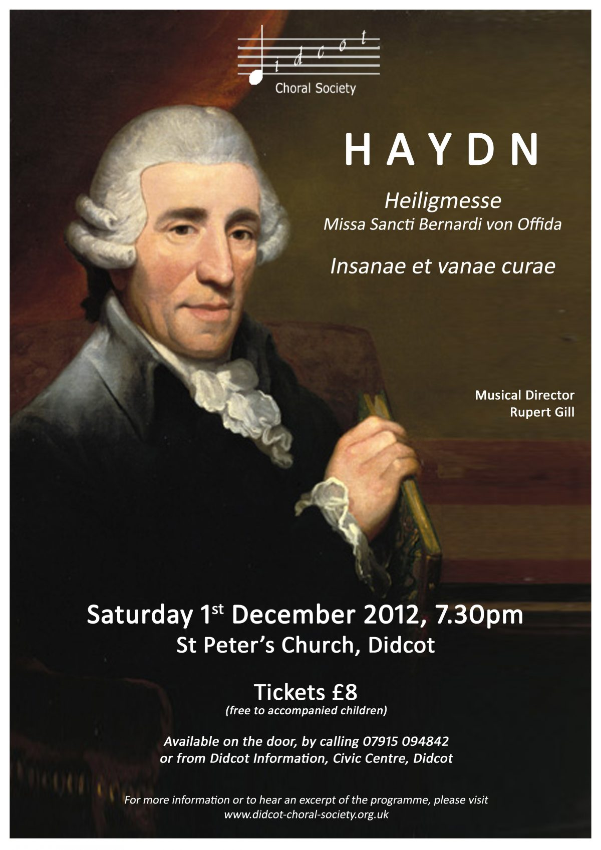 Haydn Heiligmesse December 2012