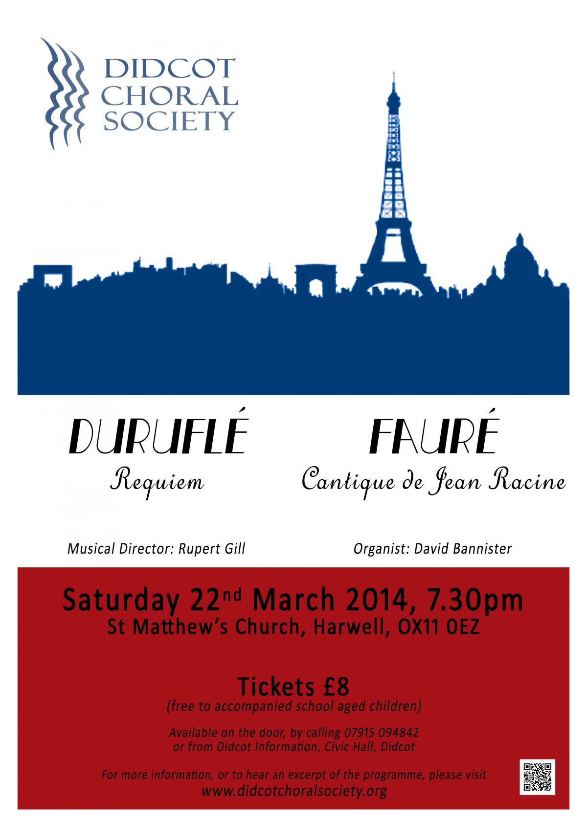 Durufle Requiem March 2014