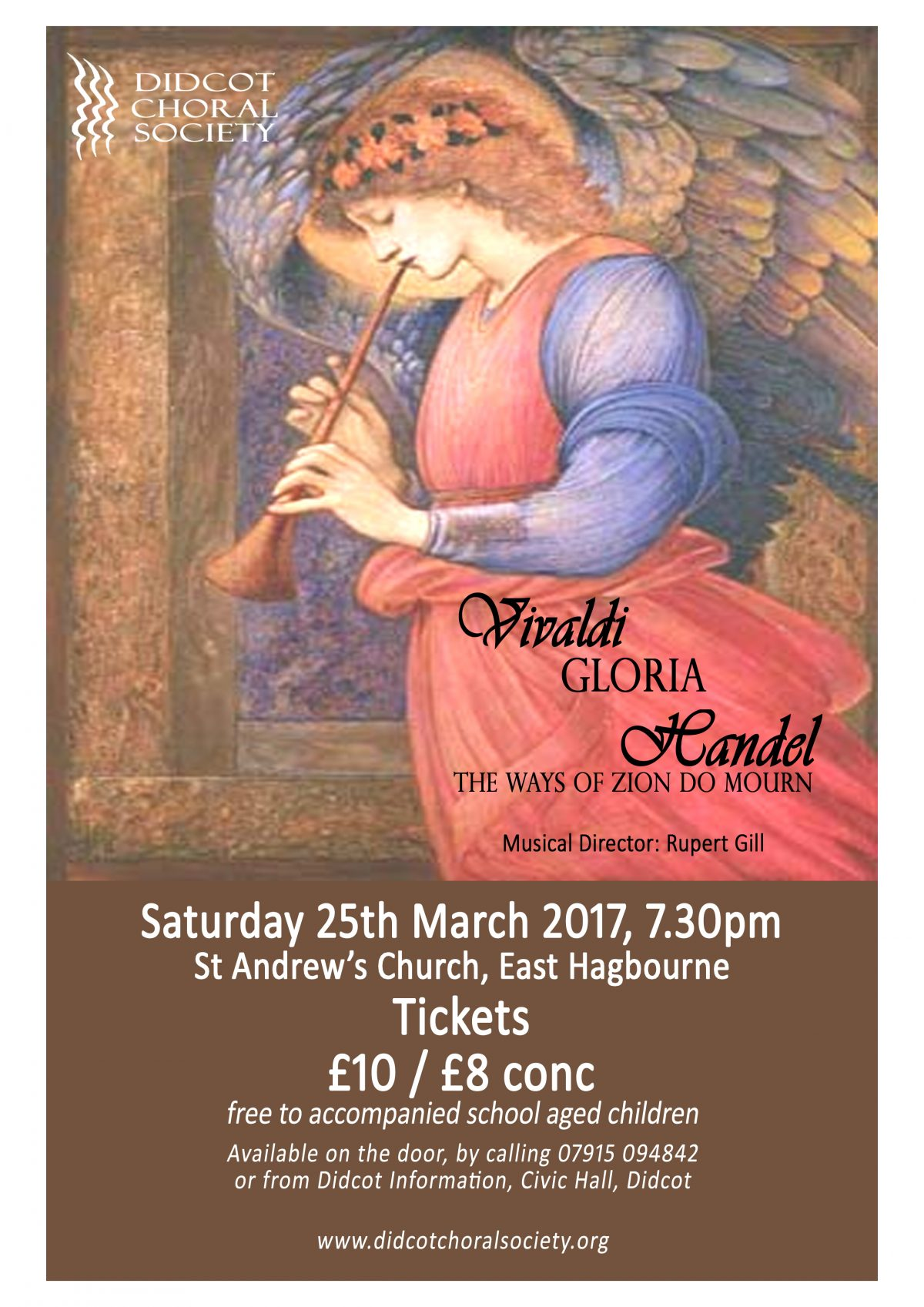 Vivaldi Gloria March 2017